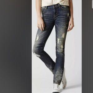 Rock Revival Remix Jeans 29X32 New Mid-Rise